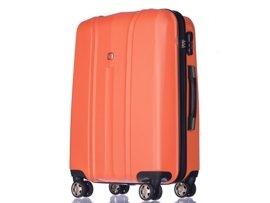 Duża walizka PUCCINI PC018 orange