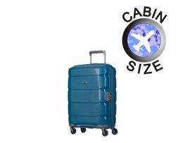 Mała walizka PUCCINI PP008 C turkusowa